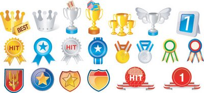 badges-prizes-vectors