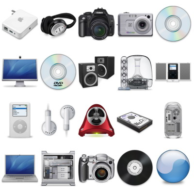hardware-icon-set
