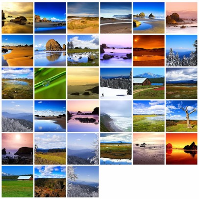 Windows Vista Unreleased Wallpapers Pack