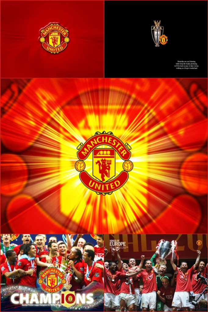 manchester united wallpaper 682x1024 Manchester United Wallpaper
