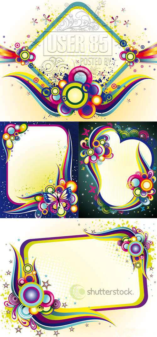 Birbirinden güzel vectorler 16