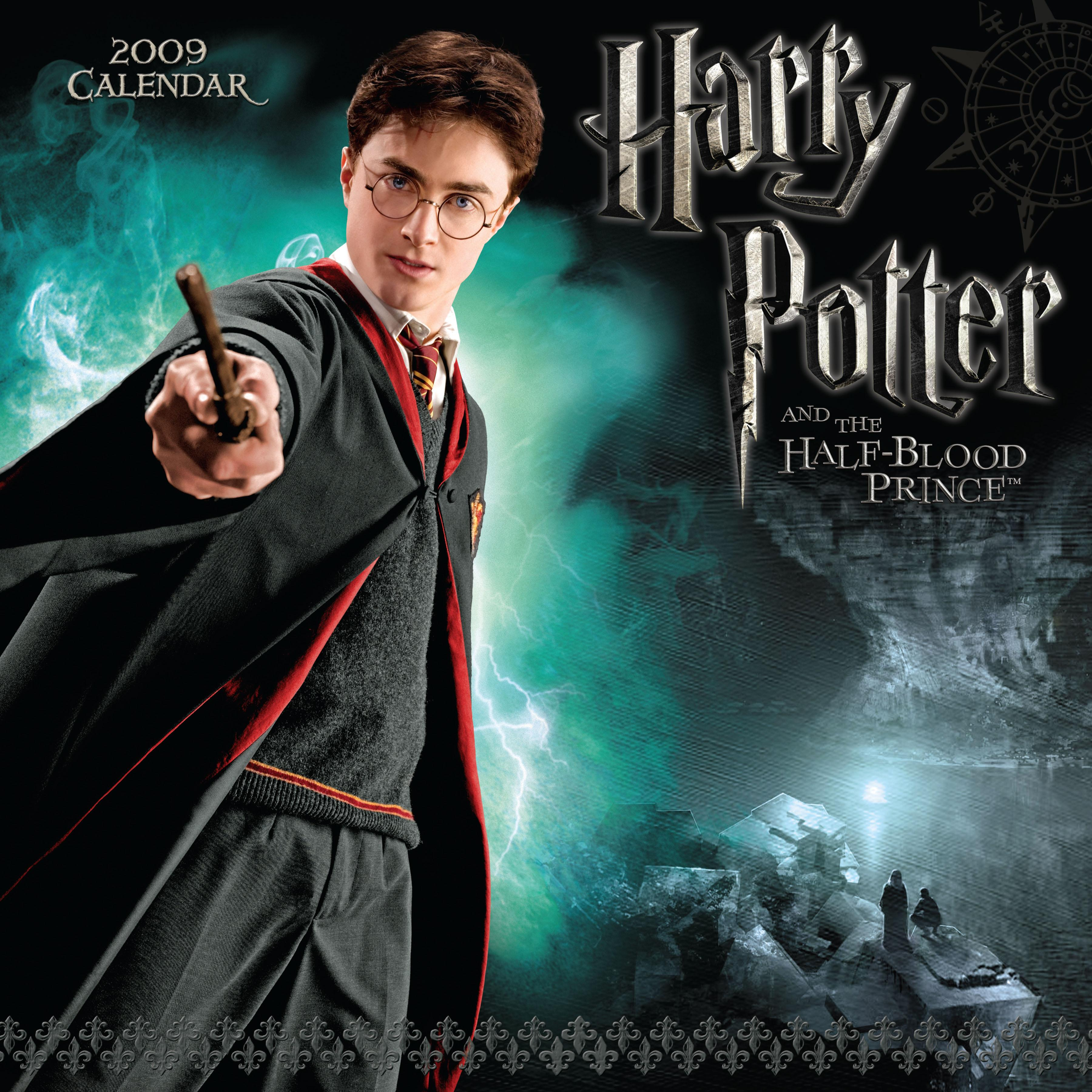 Harry Potter and the Half-Blood Prince 2009 – Movie wallpaper