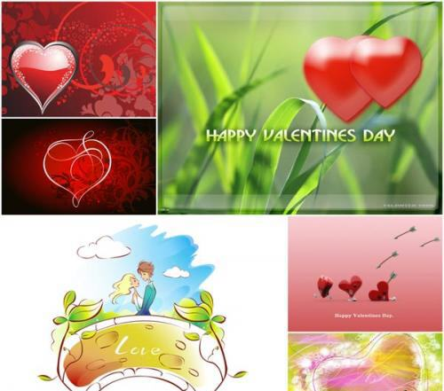 valentine wallpapers. Happy Valentine – wallpaper