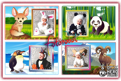 4 x 6 funny photo frames for