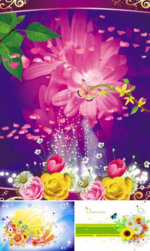 Photoshop Flowers