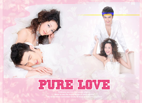 design1s love 2 Love   Photoshop template